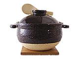 【長谷製陶】 かまどさん五合炊き CT-50