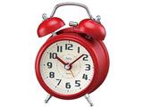目覚まし時計 「タルト」 FEA170R-Z(レッド)
