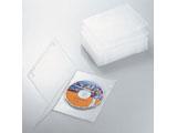 CCD-DVDS03CR(スリムDVDトールケース/1枚収納・スリムタイプ/クリア/10枚)