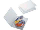 CCD-DVD07CR(DVDトールケース/3枚パック/クリア)