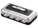 U2SW-T4 (USB切替器/手動/4ポート)