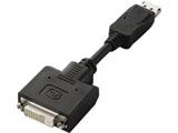 AD-DPDBK(ディスプレイポート-DVI変換アダプタ)