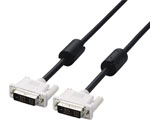 CAC-DVSL30BK (DVIシングルリンクケーブル/デジタル/ブラック/3.0m)
