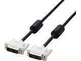 CAC-DVSL50BK (DVIシングルリンクケーブル/デジタル/ブラック/5.0m)