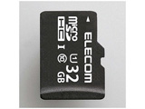 32GB・UHS Speed Class1(Class10)対応microSDHCカード(SDHC変換アダプタ付) MF-BMSD-032
