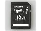16GB・UHS Speed Class1(Class10)対応SDHCカード MF-BSD-016