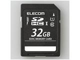 32GB・UHS Speed Class1(Class10)対応SDHCカード MF-BSD-032