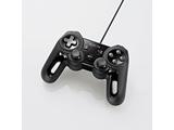 超高性能有線ゲームパッド [USB・1.8m・Win] ブラック JC-U4013SBK