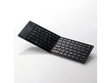 TK-FLP01BK  タブレット/スマートフォン対応 Bluetoothキーボード(日本語79キー/パンタグラフ/ブラック)