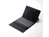 【在庫限り】 タブレット用 Bluetoothキーボード(日本語79キー/パンタグラフ/ブラック) TK-CAP01BK