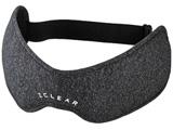 温熱治療用アイマスク 「エクリア アイマスク+イヤーマフ」 HCM-H02DG ダークグレー
