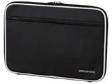 ZSB-IBNM1615BK(ブラック) PCインナーバッグ[MacBook Pro 2016 15インチ用]ZEROSHOCK