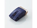 M-BT21BBBU Ultimate Blueセンサーワイヤレスマウス [Bluetooth4.0対応/6ボタン/ブルー]