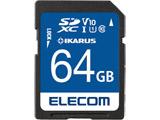 MF-FS064GU11IKA SDXCメモリーカード UHS-I U1 [IKARUS付/64GB]