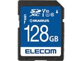 MF-FS128GU11IKA SDXCメモリーカード UHS-I U1 [IKARUS付/128GB]