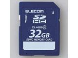 【在庫限り】 32GB・Class4対応 データ復旧サービス付きSDHCカード MF-FSD032GC4R