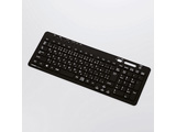 VALUESTAR Nシリーズ/Sシリーズ用 シリコンキーボードカバー ブラック PKC-98NX14BK