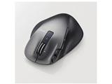 ワイヤレスマウス[レーザー方式・2.4GHz・USB・Mac/Win] M-XGL20DL(8ボタン・ブラック) M-XGL20DLBK [無線マウス]