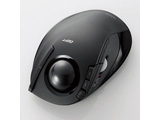 M-DT1DRBK ワイヤレストラックボールマウス(2.4GHz/光学式/8ボタン/ブラック)