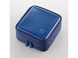 CCD-HB60BU Blu-ray・CD・DVD対応ファスナーケース(60枚/ブルー)