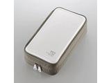 CCD-HB112WH Blu-ray・CD・DVD対応ファスナーケース(112枚/ホワイト)