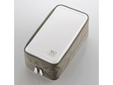 CCD-HB160WH Blu-ray・CD・DVD対応ファスナーケース(160枚/ホワイト)