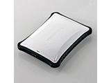 ELP-ZS010UWH(ホワイト) ポータブルハードディスク ZEROSHOCK [USB3.0/2.0・1TB・Win/Mac] ELP-ZSUシリーズ