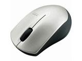 ワイヤレスマウス[IR LED・Bluetooth 3.0] 省電力タイプ (3ボタン・シルバー) M-BT12BRSV [Bluetoothマウス]