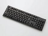 〔中古品〕 2.4GHzワイヤレスフルキーボード TK-FDM063TBK
