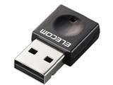 無線LANアダプター(11n/g/b 300Mbps・ブラック) WDC-300SU2SBK