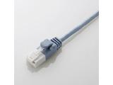 LD-GPST/BU70 カテゴリ6対応 ツメ折れ防止スリムLANケーブル (7.0m/ブルー)