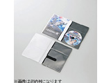 DVD用スリム収納ソフトケース トールケースサイズ (1枚収納×30セット・ブラック) CCD-DPD30BK