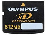 M-XD512P (xDピクチャーカード 512MB) (カードホルダ入り簡易パッケージ版)【未使用品】