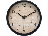 置時計 ゾーイ ラウンド BK 99074