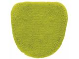 VIF トイレフタカバー(48×49cm/グリーン)