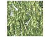 スミトロンクロスシャギーラグ(200×250cm/グリーン) 【日本製】【キャンセル不可】