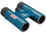 8倍双眼鏡 コールマン H8×25(ターコイズブルー)