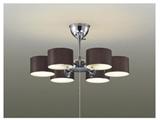 LEDシャンデリア 「Natural&Modern」(6灯) DXL-82016 電球色 【ビックカメラグループオリジナル】