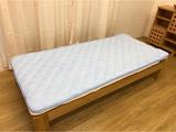 【涼感パッド】NEWガリガリ君ゴールド敷パッド シングルサイズ(100×205cm)