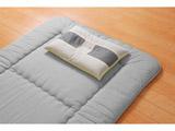 竹炭 パイプ枕(35×50cm)【日本製】 2902909