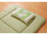 森の眠りひばパイプ枕 低め(43×63×10cm)【日本製】 2905079