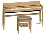 電子ピアノ「きよら」 ローランド×カリモク家具コラボレーションモデル(Bluetooth対応) KF-10-KO 日本製 ※配送のみ