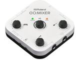スマートフォン用オーディオミキサー Audio mixer for Smartphones GO:MIXER