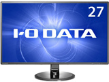 LCD-MF277XDB(ブラック) 27型ワイド液晶モニター [1920×1080/ADSパネル/HDMI・DVI-D・VGA] 超解像技術採用