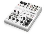 音楽・音声用6チャンネルミキサー AG06