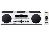 Bluetooth対応 ミニコンポ(ホワイト) MCR-B043 W【ワイドFM対応】