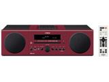 Bluetooth対応 ミニコンポ(レッド) MCR-B043 R【ワイドFM対応】