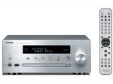 【ワイドFM対応】ネットワークオーディオプレーヤー(シルバー) CRX-N470S