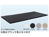 ファインエアー ポータブル95(95×200×2cm/ブラック)