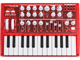ARTURIA 【数量限定】 アナログ・シンセサイザー(スケルトン・レッド) MicroBrute RED